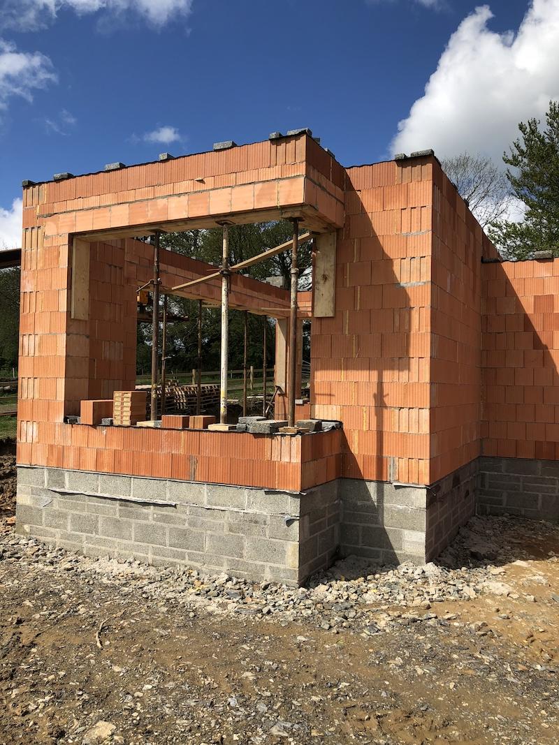clayblock porottherm blocks
